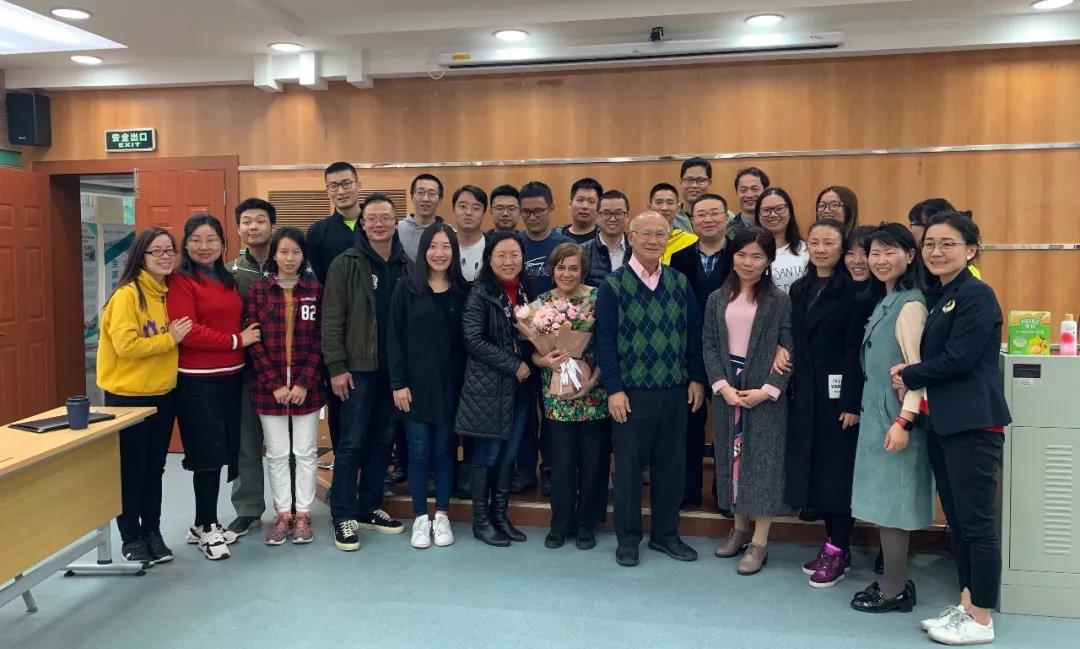 广东外语外贸大学商学院MBA教育中心新视野第55场讲座顺利开讲