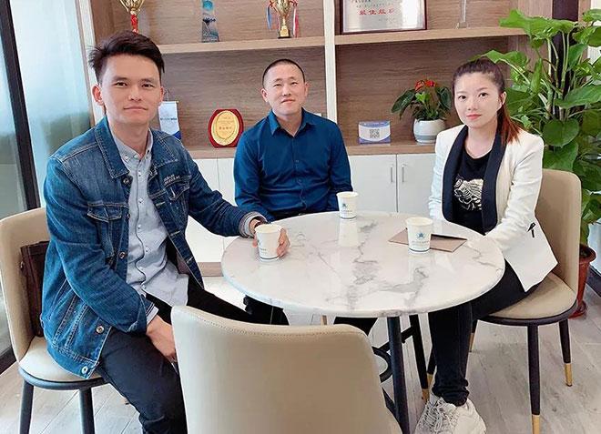 泰祺教育到访广东工业大学管理学院MBA教育中心