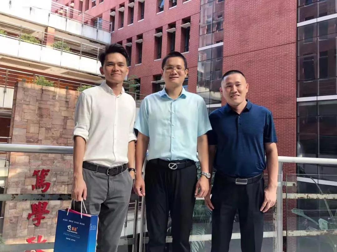 泰祺教育一行到访暨南大学MBA/EMBA中心