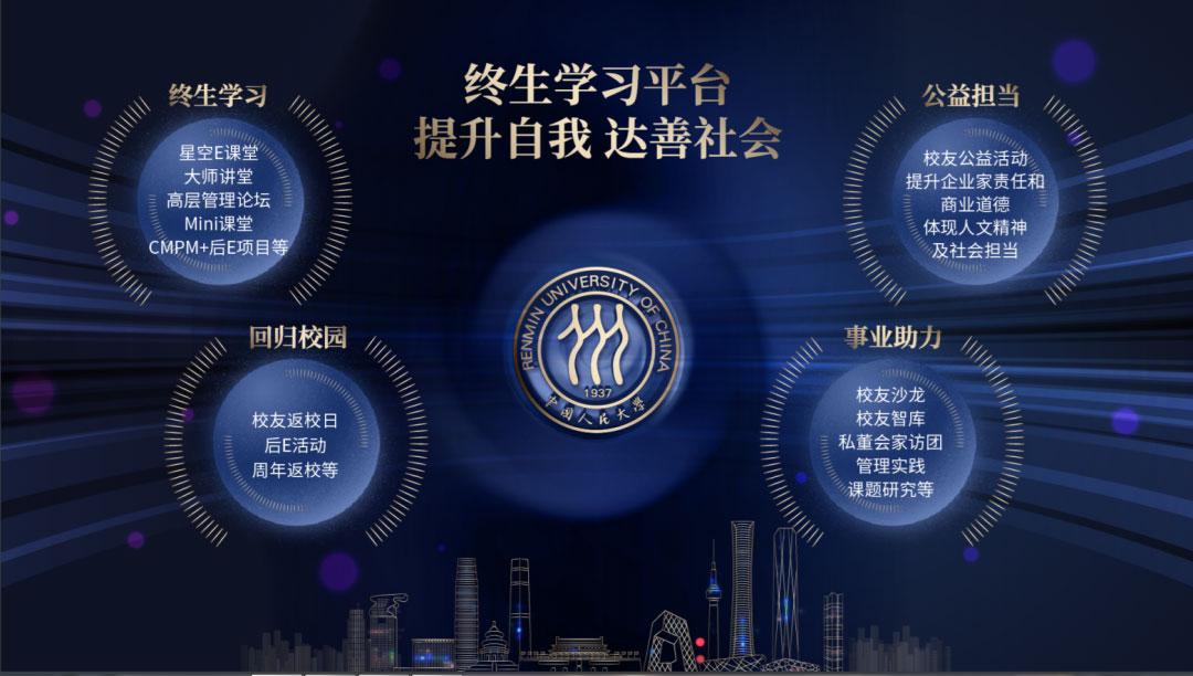 中国人民大学商学院EMBA2021年提前批面试申请时间表