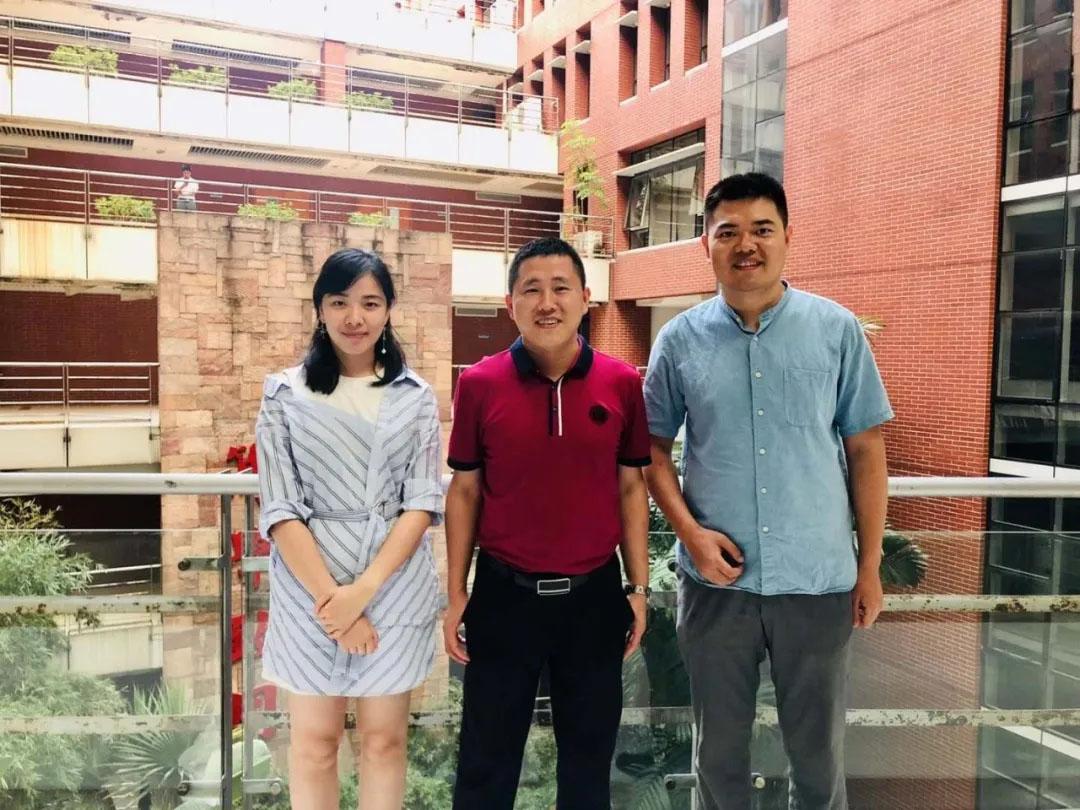 泰祺教育到访暨南大学MBA/EMBA中心
