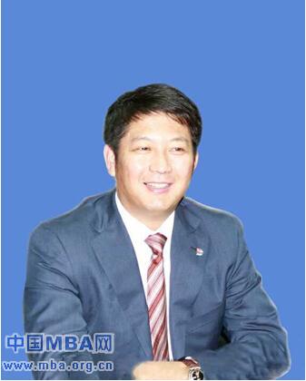 庞大副总裁陈希光先生当选新一届中国MBA联盟主席