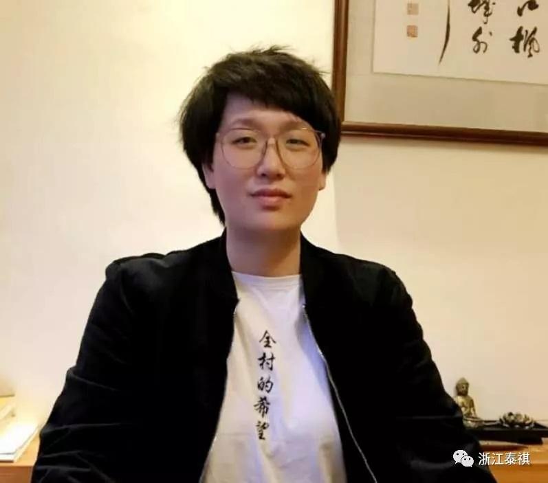 【泰祺校友分享】铿锵玫瑰——柴晓燕