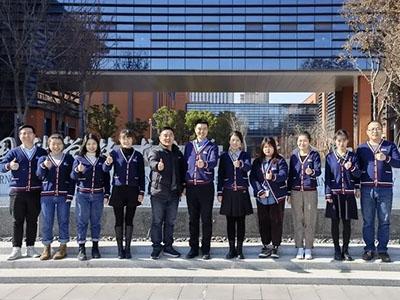 安徽泰祺走进中国科大MBA、EMBA参访交流