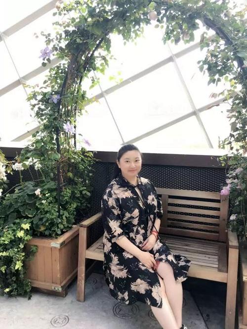 张薇——泰祺徐汇班2017级学员