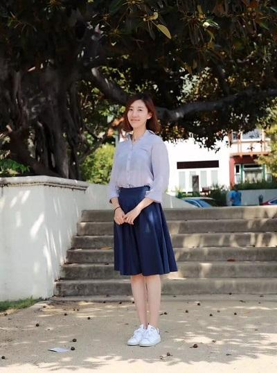 泰祺MBA学员张倩