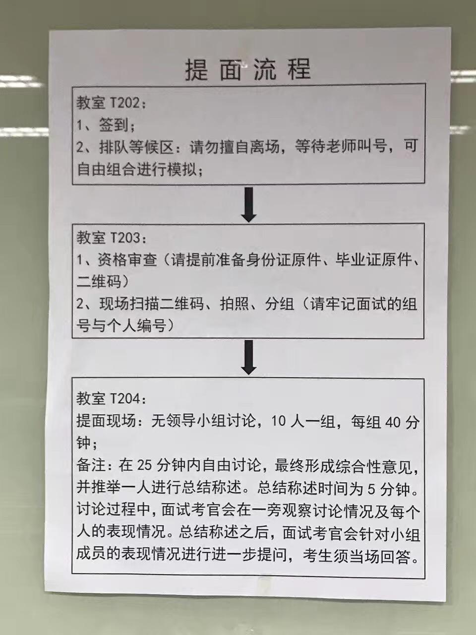华中科技大学2018MBA深圳一批面试安排(7.29-30)