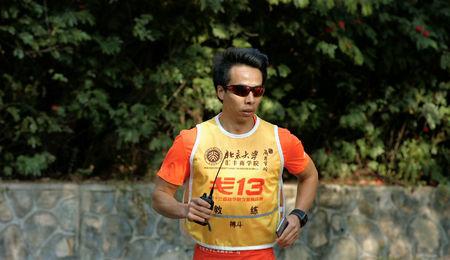 北大汇丰EMBA戈13教练搏斗