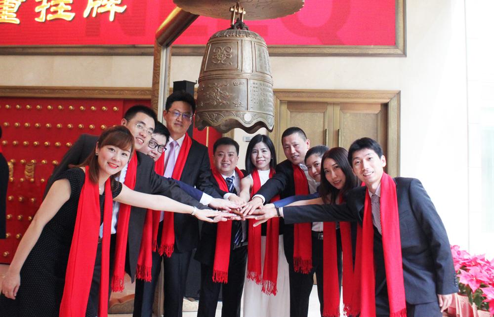 被权威媒体誉为中国教育培训 第 一 股