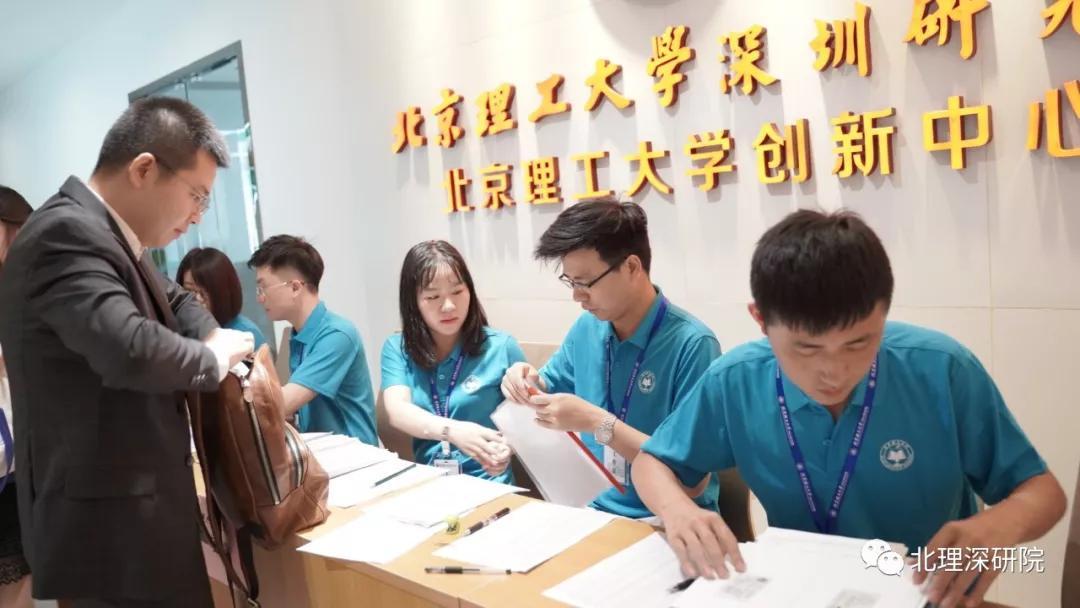 2020级北理工MBA/EMBA深圳提前面试首批圆满举行