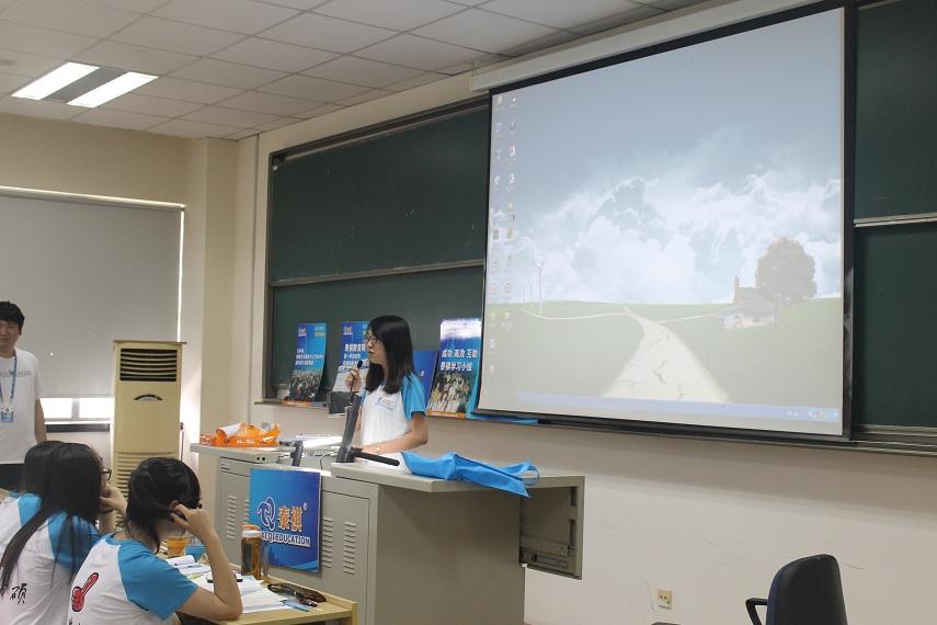【照片分享】泰祺江苏校区MPAcc集训开班现场!
