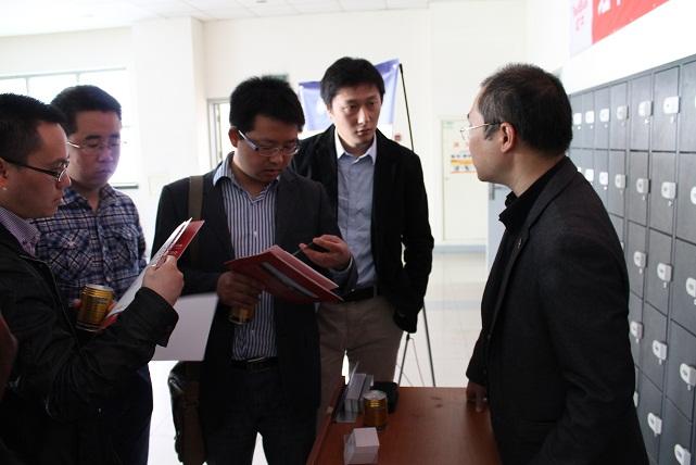 3月28日苏州泰祺2015年大型高校展(第一场)顺利举办