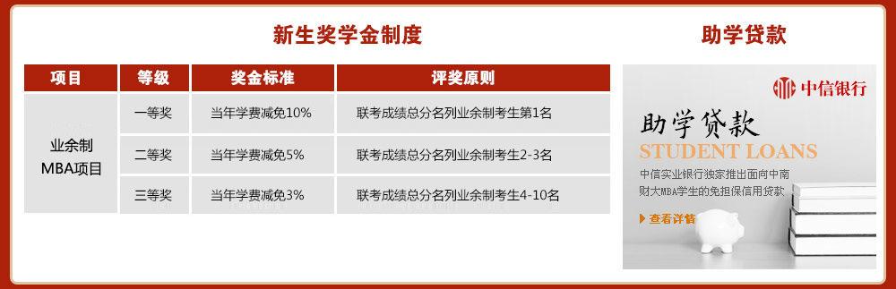 中南财经政法大学2015年工商管理硕士(MBA)招生简章
