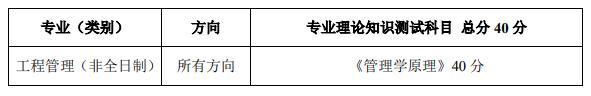 华中科技大学土木与水利工程学院(242)2021年硕士研究生复试工作细则(工程管理专业)