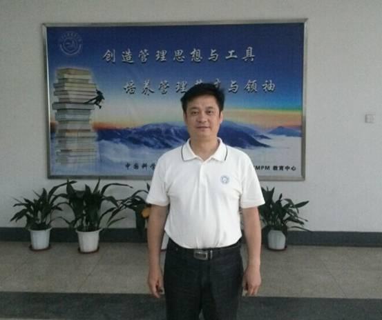 《泰祺访谈之中科大》泰祺专访中科大MBA中心招办主任林峰